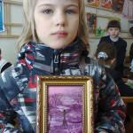 Вольтьева Анастасия 7 лет 1 класс Молитва в Гефсивании