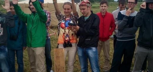 Алёна и Олег
